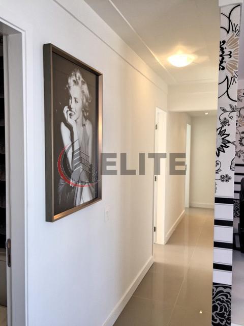 apartamento novo, 3 suites, todas com terraço, 2 vagas de garagens, área útil de 128 m2,...