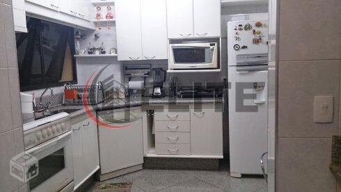 Apartamento residencial à venda, Vila Assunção, Santo André - AP2285.