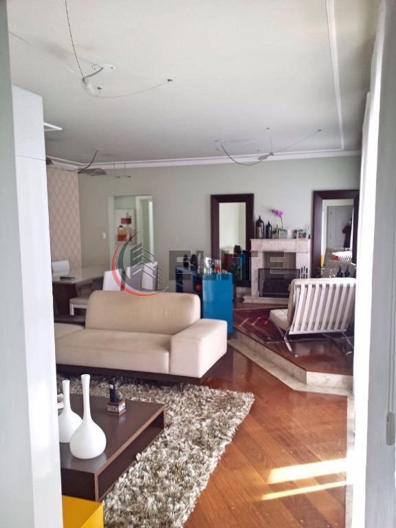 Apartamento residencial à venda, Vila Bastos, Santo André - AP2268.