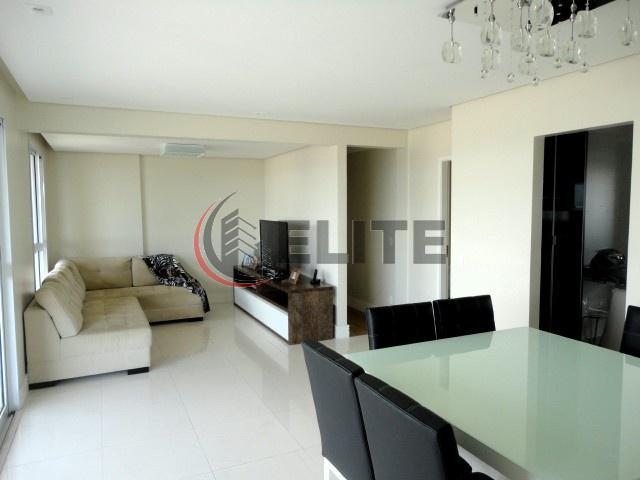 Apartamento residencial à venda, Casa Branca, Santo André - AP2437.