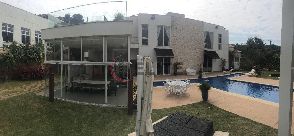 Maravilhosa Mansão condomínio Itupeva -