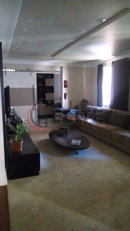Apartamento residencial à venda, Jardim, Santo André - AP2618.