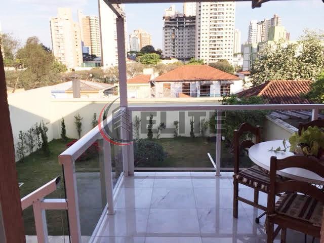 Lindíssima casa à venda, Campestre, Santo André.