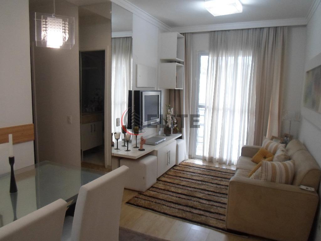 Apartamento residencial à venda, Campestre, Santo André - AP2639.