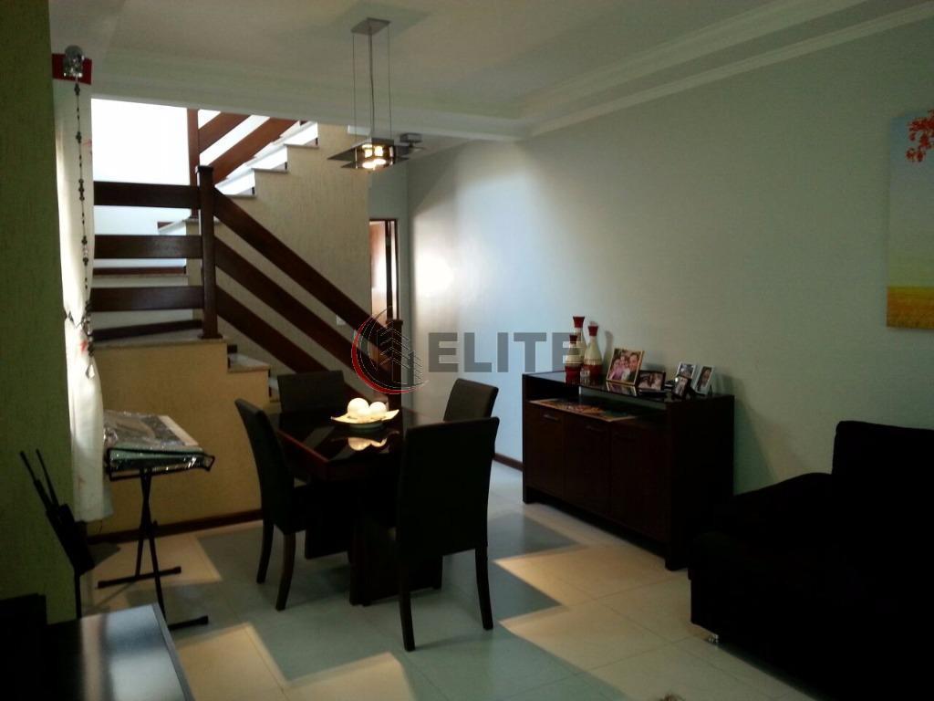 Sobrado residencial à venda, Vila Floresta, Santo André.
