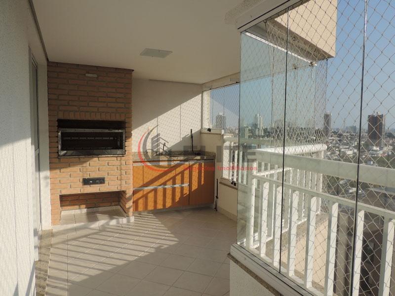 Apartamento residencial à venda, Campestre, Santo André - AP2978.