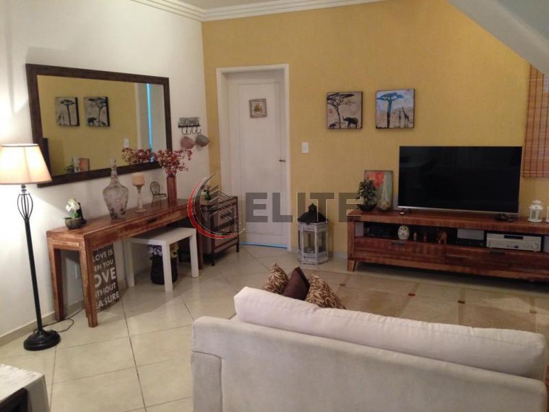 Sobrado residencial à venda, Vila Scarpelli, Santo André - SO0813.