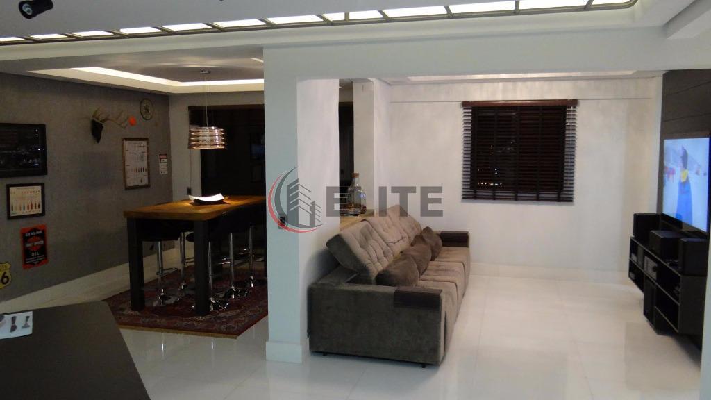 Apartamento residencial à venda, Campestre, Santo André - AP2983.