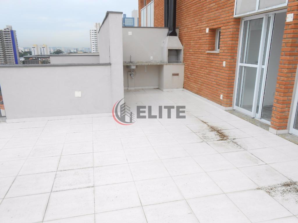 Cobertura residencial à venda, Bairro Jardim, Santo André - CO0501.
