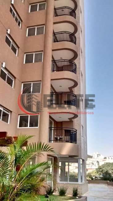 Apartamento residencial à venda, Vila Valparaíso, Santo André - AP3315.