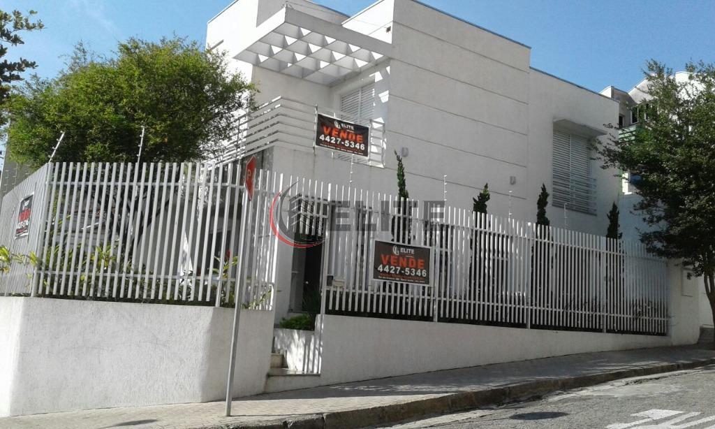 Sobrado residencial à venda, Campestre, Santo André - SO0586.