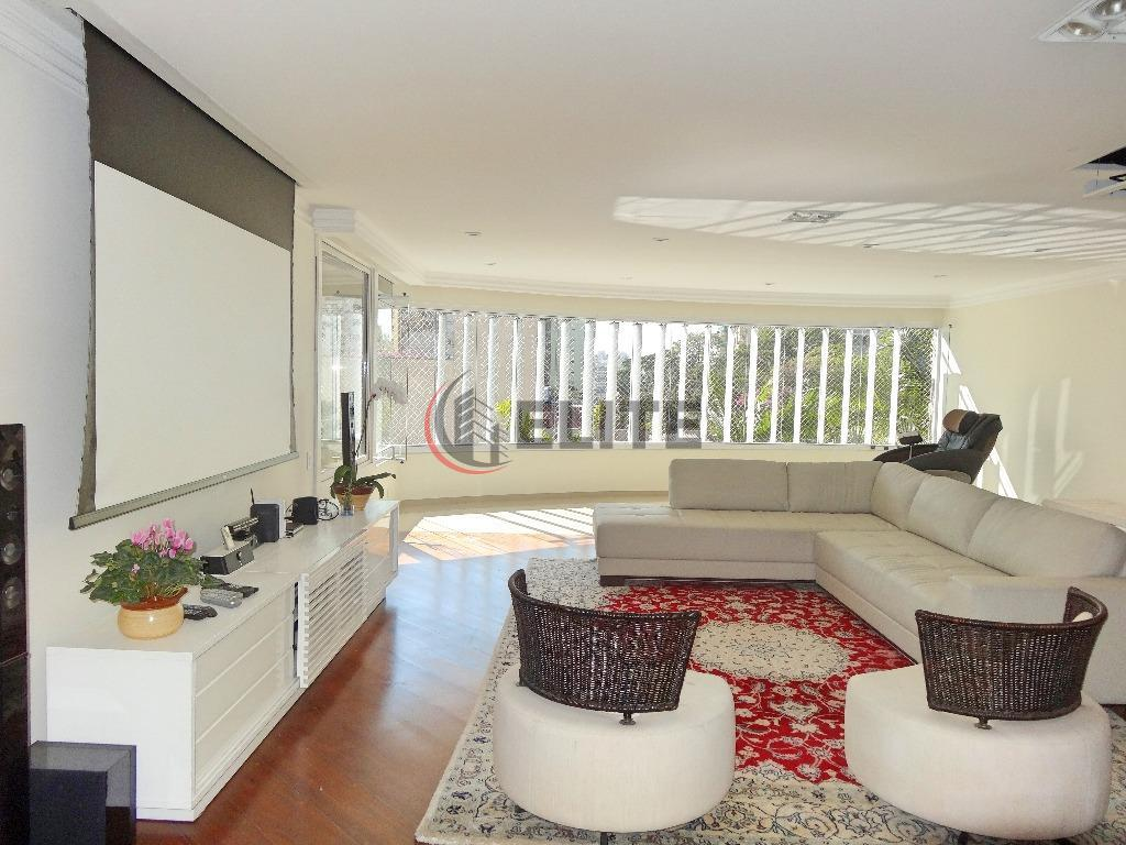 Apartamento residencial à venda, Bairro Jardim, Santo André - AP0979.