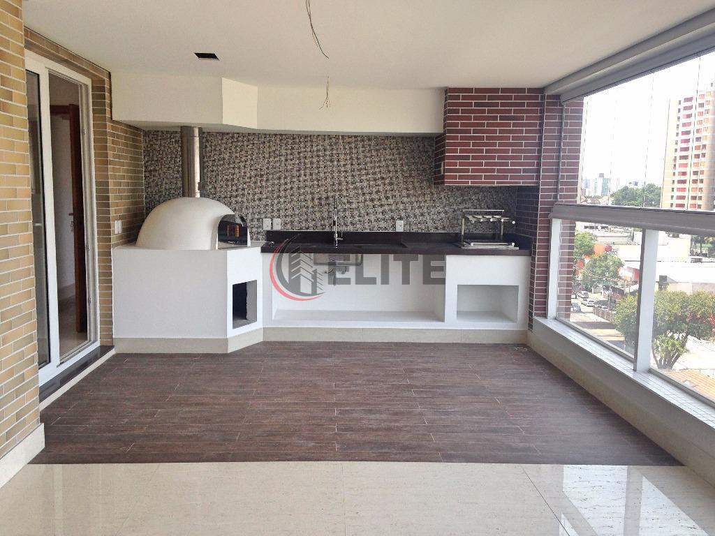 Apartamento residencial à venda, Bairro Jardim, Santo André - AP0243.