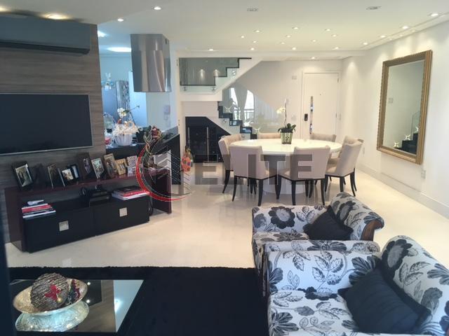 duplex com 169 m² privativos - cinematográfico !!! 03 vagas de garagem, 02 suítes amplas com...