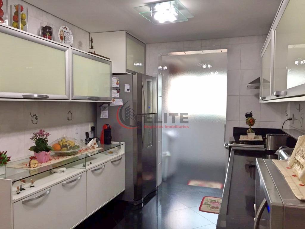 b. campestre - 131m²au - 03 vagas + depósito - gerador,03 suítes planejadas, sala 2 ambientes...