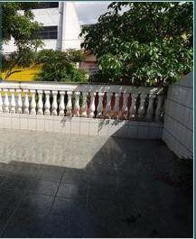 Sobrado residencial à venda, Vila Scarpelli, Santo André.