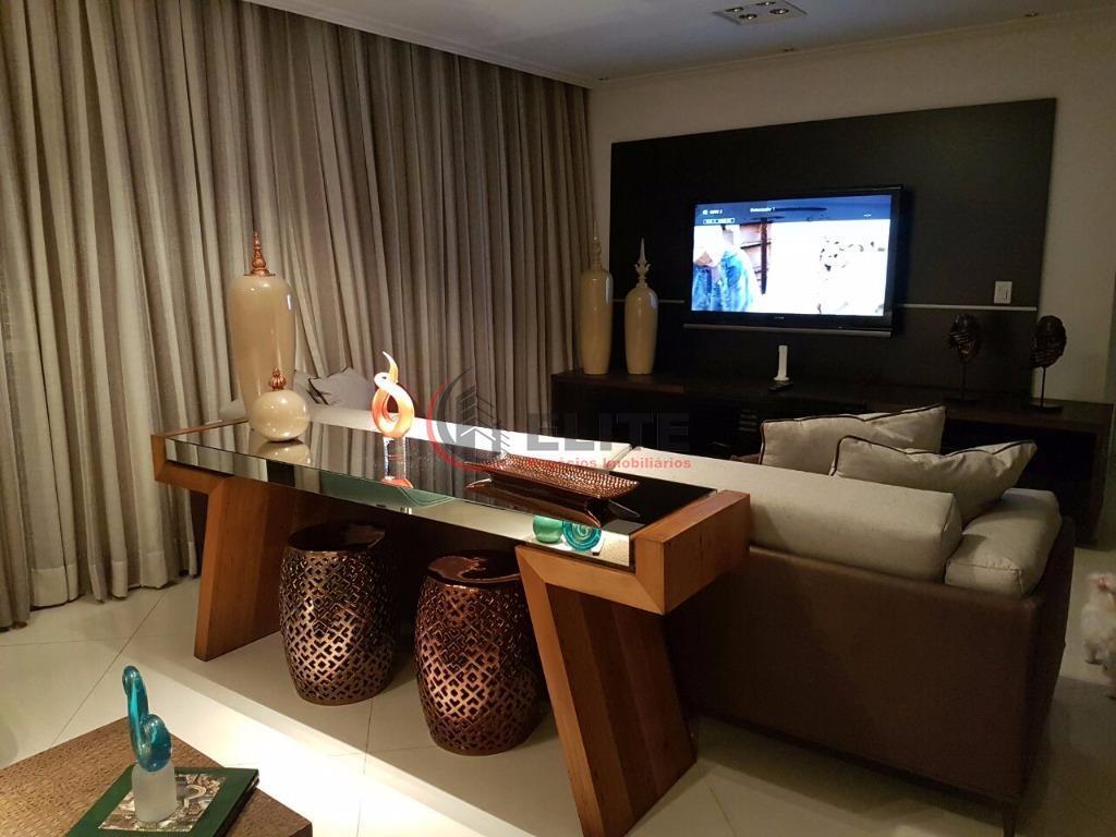 Maravilhoso Apartamento, Bairro Campestre com Vista Privilegiada, Fino Acabamento, Lazer completo, Varanda Gourmet.