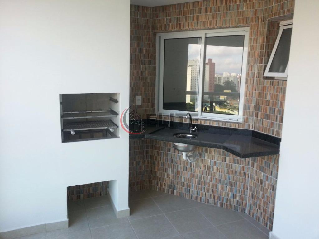 Apartamento residencial à venda, Campestre, Santo André - AP0323.