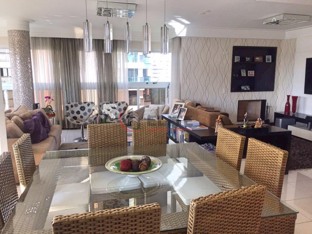 Apartamento residencial à venda, Bairro Jardim, Santo André - AP4046.