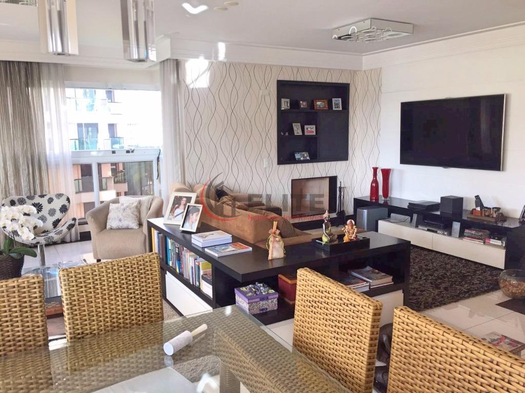 bairro jardim - apartamento alto padrão maravilhoso !!! todo planejado - projeto com 199m² privativos, localização...