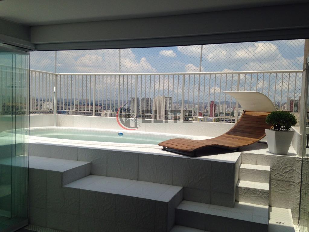 maravilhosa cobertura - piscina privativa, área gourmet maravilhosa, 04 dormitórios, suíte, living , lavabo, apartamento todo...