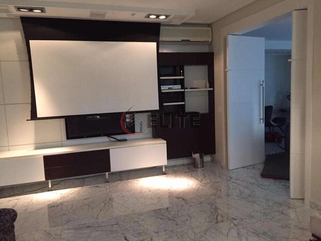 lindíssimo apartamento - alto padrão330 metros quadrados de luxo e requinte, um por andar., 3 suítes...