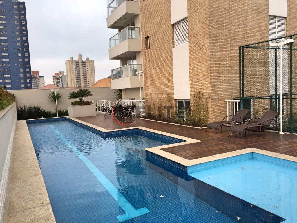 Apartamento residencial à venda, Bairro Jardim, Santo André - AP0051.