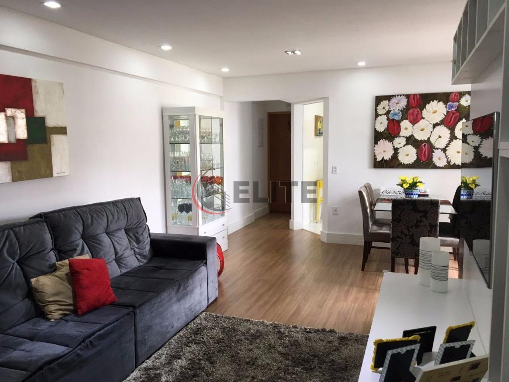Apartamento residencial à venda, Campestre, Santo André - AP4607.