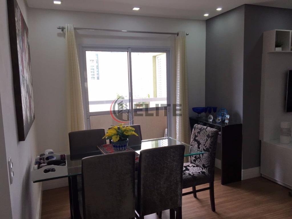 apartamento campestre - lindíssimo - projeto com 98m² privativos, 03 dormitórios, sendo 01 suíte com sacada,...