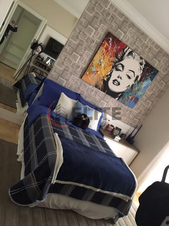 apartamento vila bastos - cinematográfico - estuda 50% em permuta, projeto com 464m² privativos, 04 vagas,...