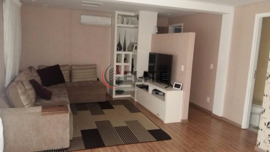 Apartamento residencial à venda, Casa Branca, Santo André.