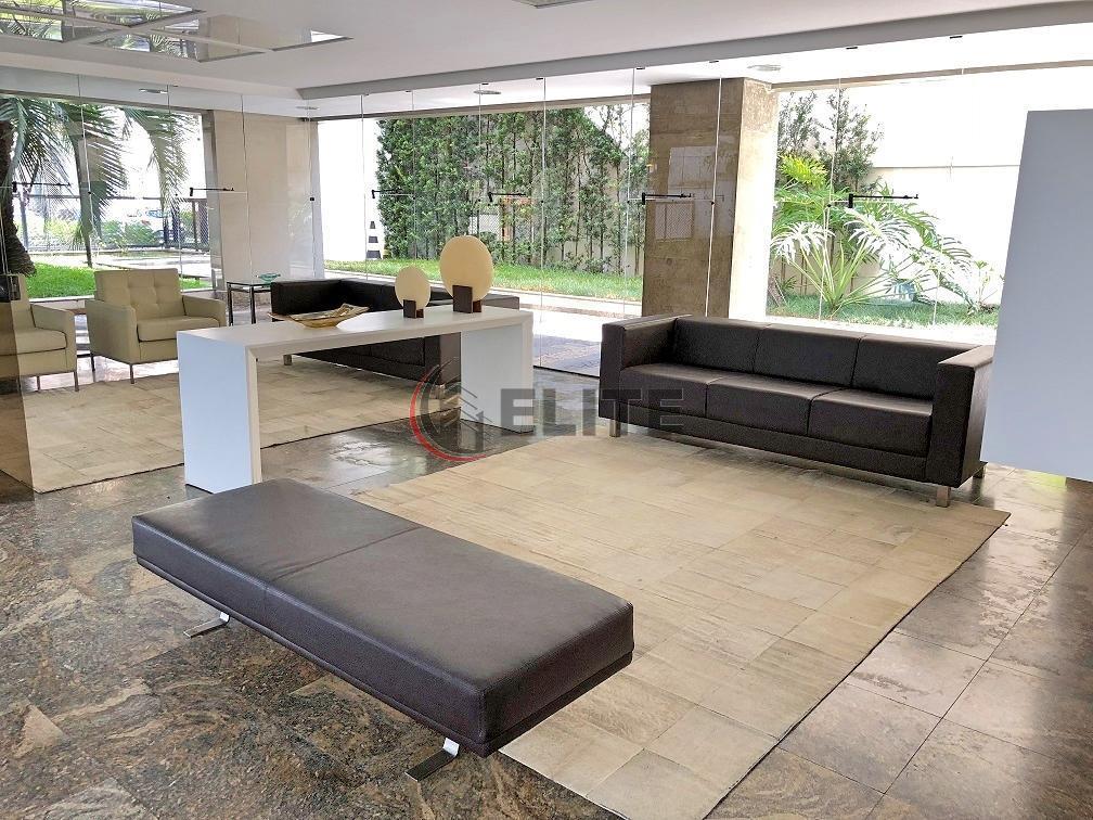 apartamento alto padrão no bairro jardim - 1 por andar com 346m² de área útil.localizado ao...