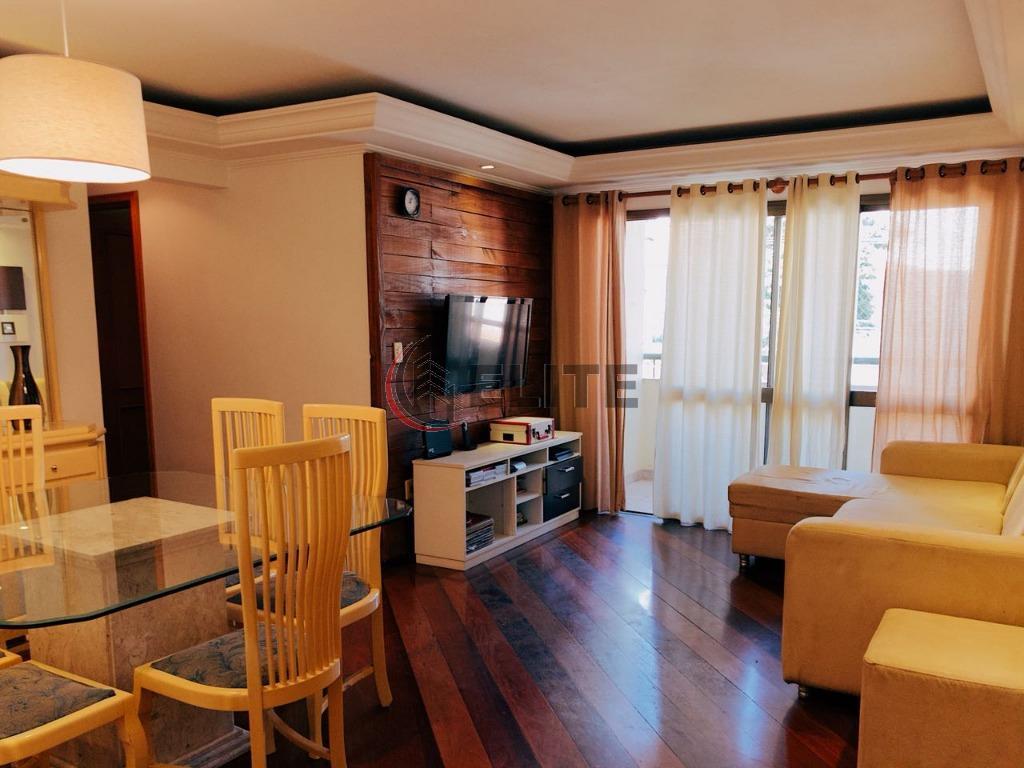 Apartamento residencial à venda, Vila Assunção, Santo André - AP6454.