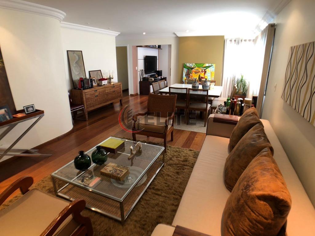 Apartamento residencial à venda, Bairro Jardim, Santo André - AP0028.