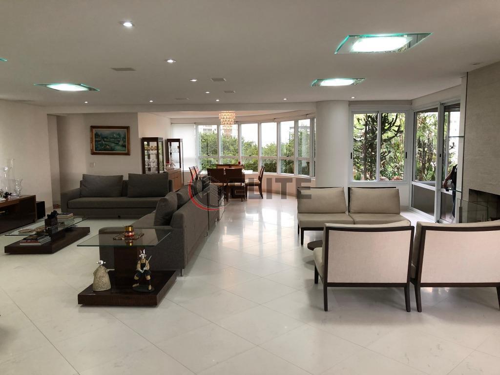 Apartamento residencial à venda, Bairro Jardim, Santo André - AP6844.
