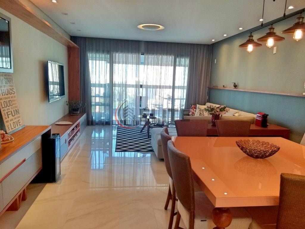 Apartamento residencial à venda, Bairro Jardim, Santo André - AP6921.