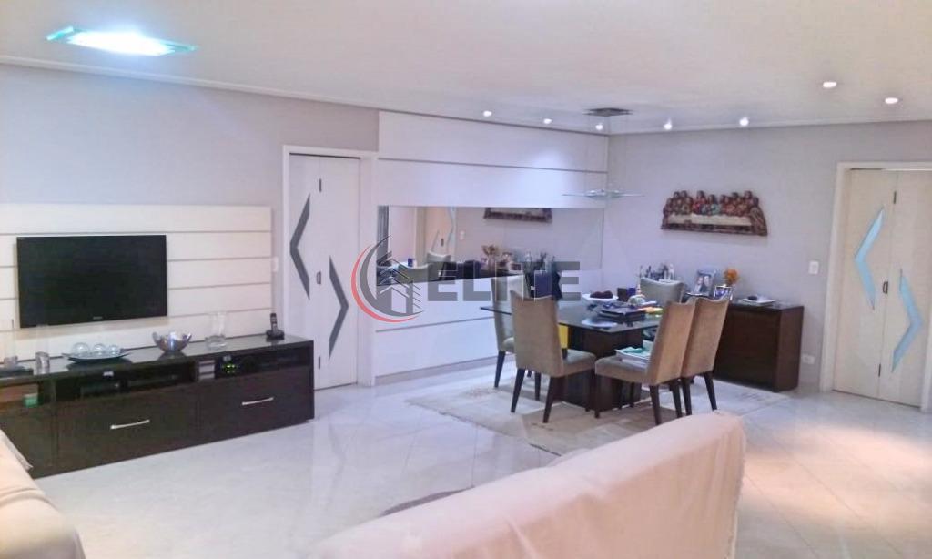 Apartamento  residencial à venda, Vila Assunção, Santo André.