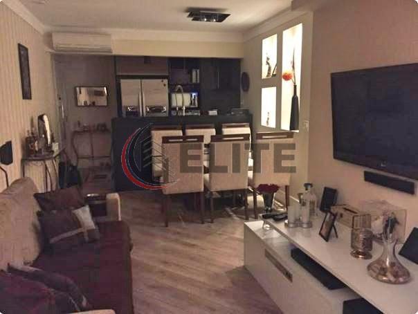 Apartamento no Bairro Campestre