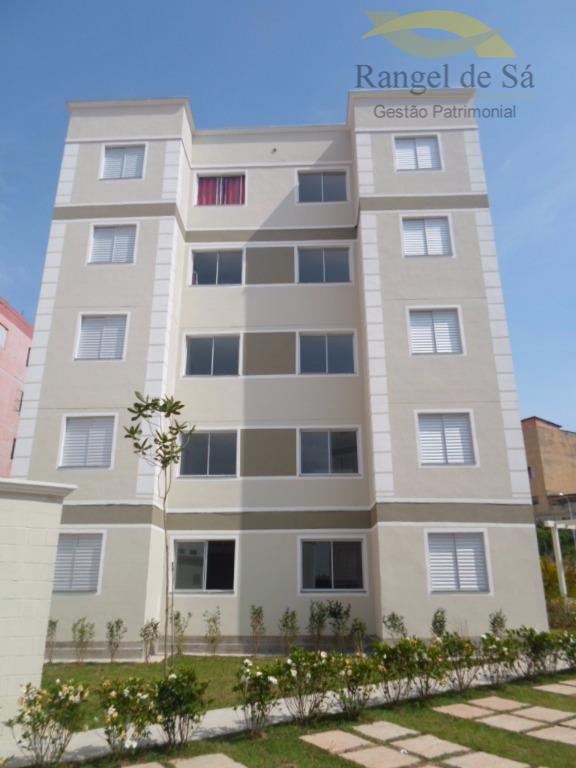 Apartamento residencial para venda, Vila Cruzeiro, São Paulo (Zona Leste) - AP0079.