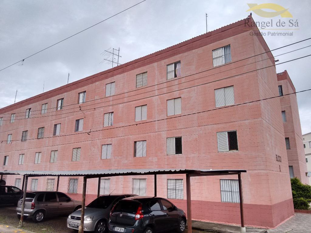 Apartamento para venda e locação, Guaianazes.