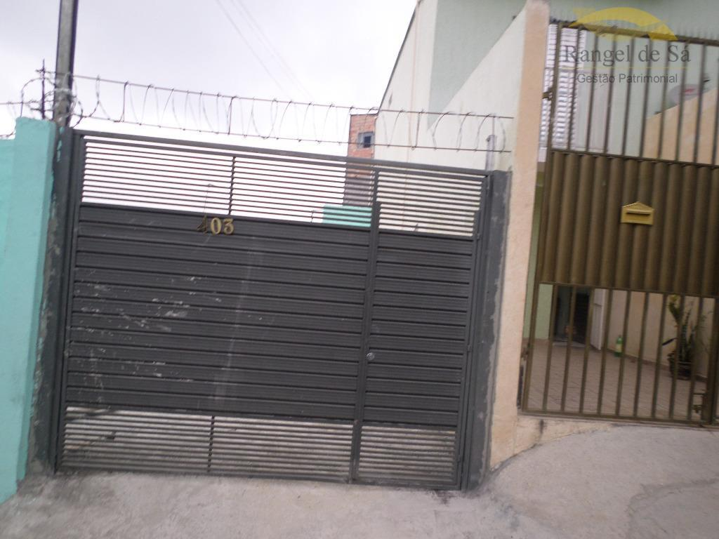 Casa para locação, Vila Zefira, São Paulo.