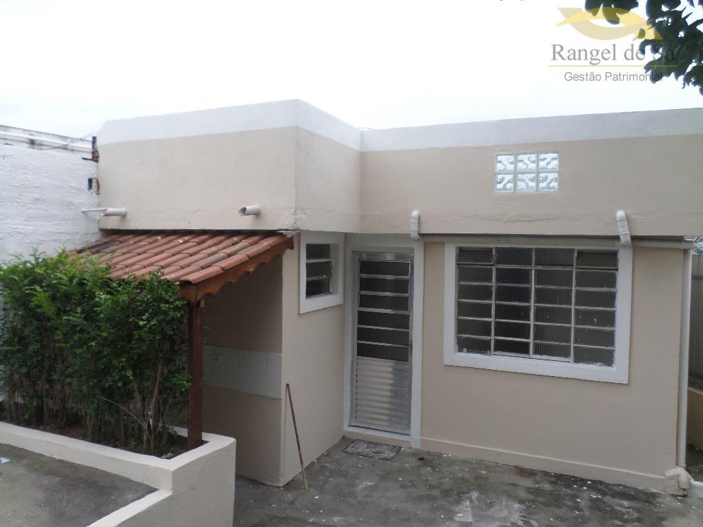 Casa para locação, Vila Princesa Isabel, São Paulo - CA0304.