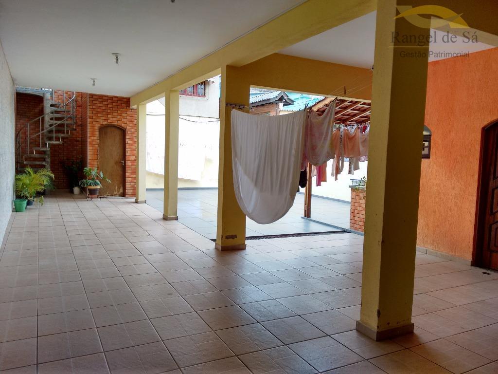 Casa  residencial para venda e locação, Guaianazes, São Paulo.