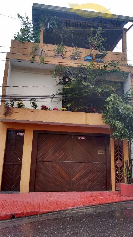 Sobrado comercial para venda e locação, Lajeado, São Paulo.