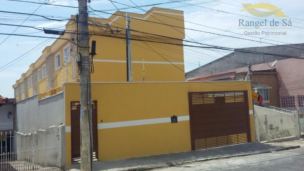 Casa residencial à venda, Parada XV de Novembro, São Paulo.