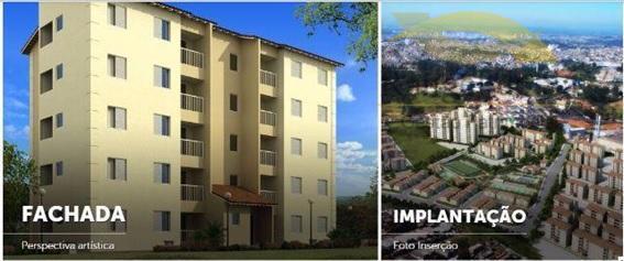 Apartamento residencial para locação, Jardim Triângulo, Ferraz de Vasconcelos.