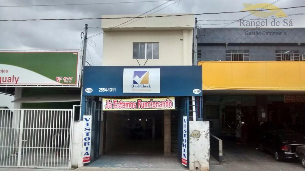 Sala comercial para locação, Guaianazes, São Paulo.