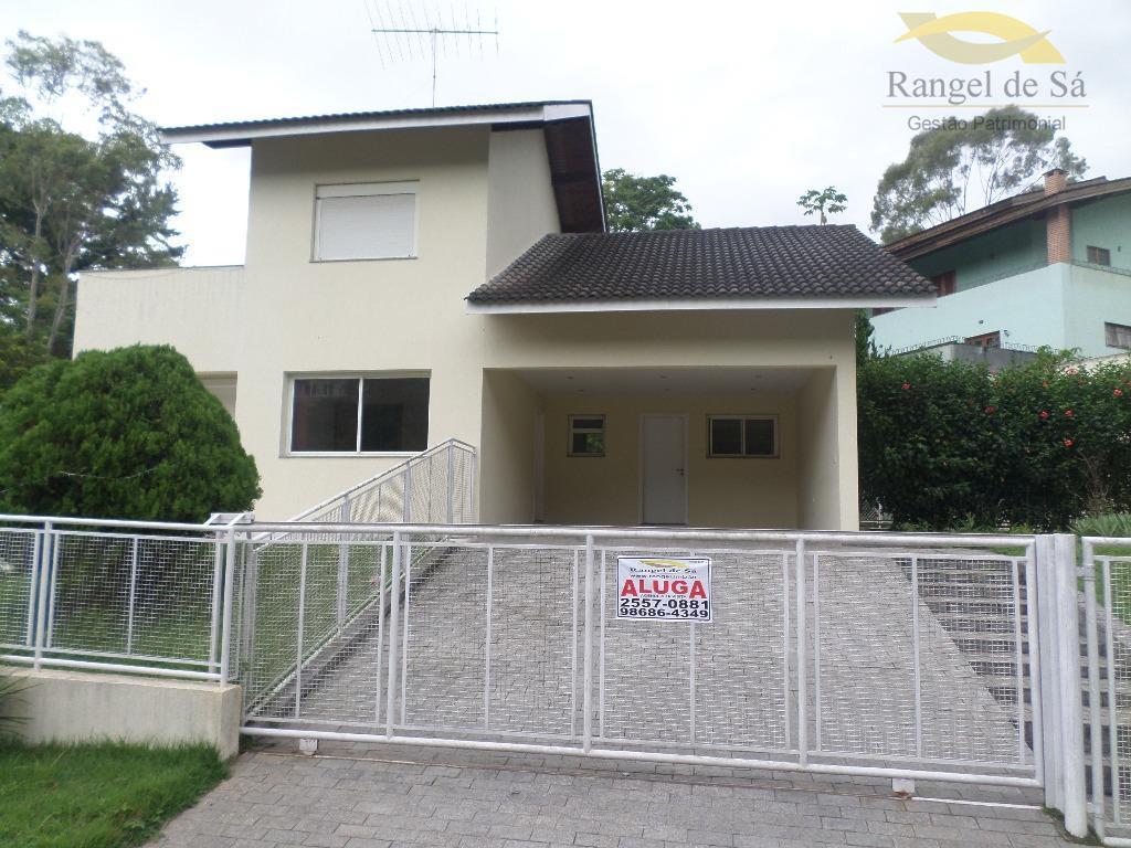 Casa residencial para locação, Caputera, Arujá.