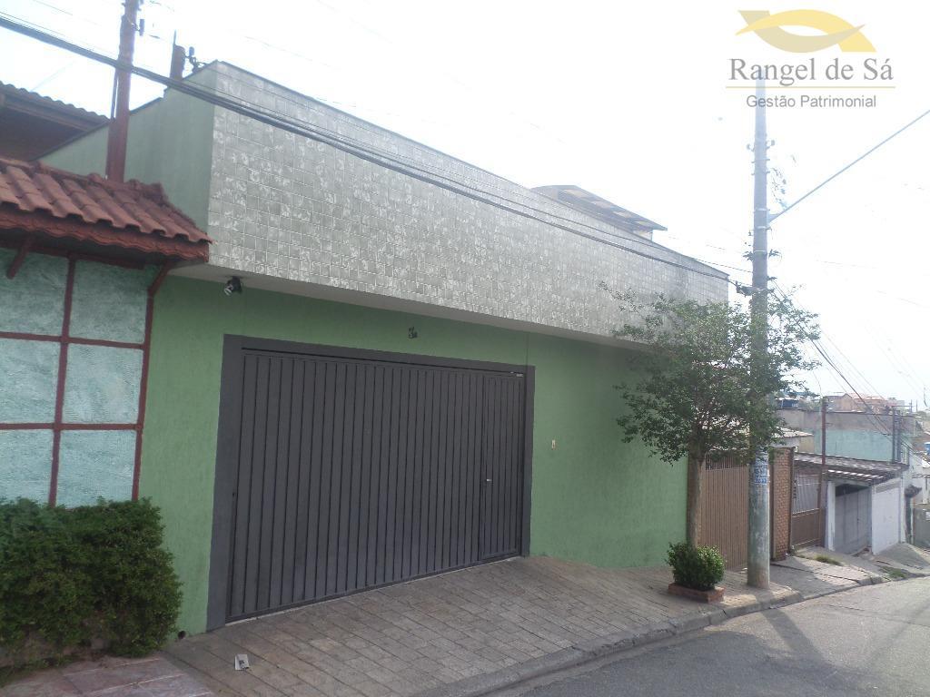 Casa comercial para locação, Guaianazes, São Paulo.