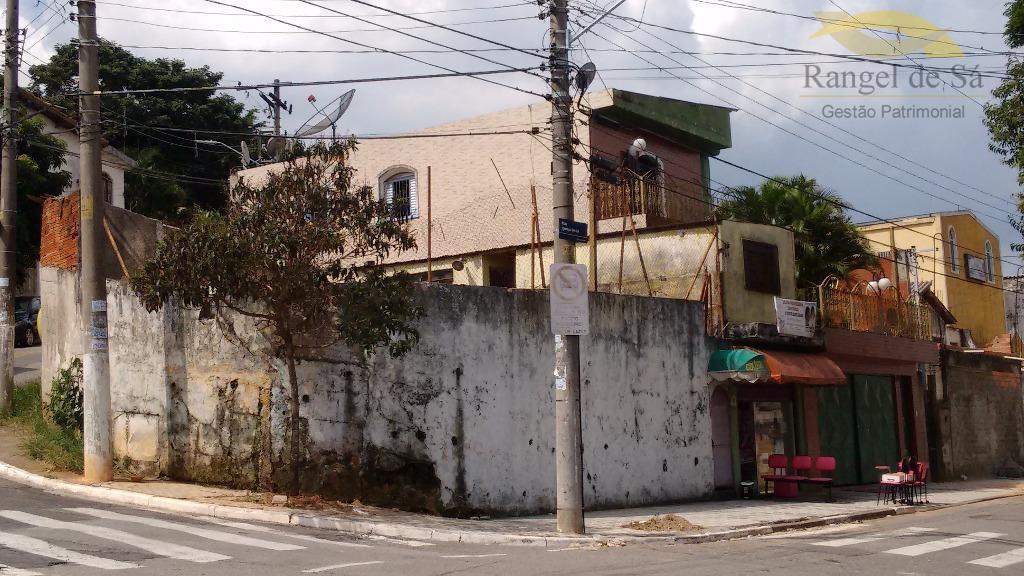 Sobrado residencial à venda, Vila Chabilândia, São Paulo.